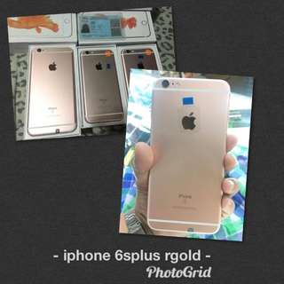 Affordable iPhone 6s+