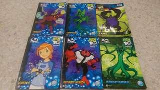 Ben 10 comics