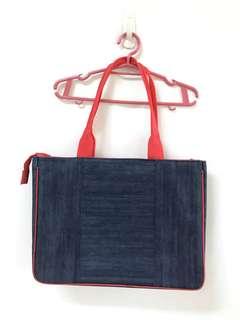 (Pre-loved) Tote Bag (unbranded)