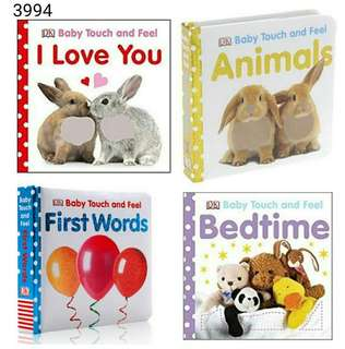 board book baby touch and feel book ada 4 seri