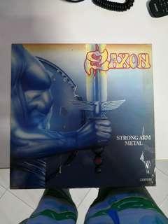 Saxon - greatest hits (Vinyl)