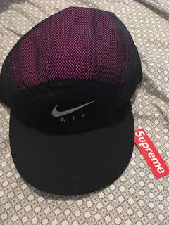 Supreme Nike running hat