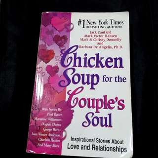 #1 NY Chicken Soup for the Couple's Soul