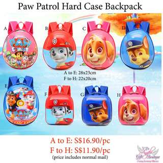 Paw Patrol Hard Case Backpack