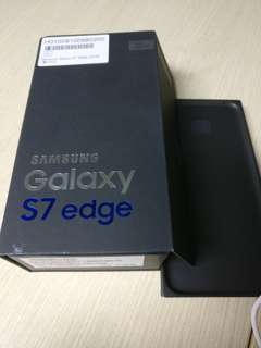 🚚 Samsung S7 edge (bad)