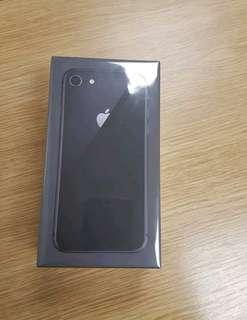Iphone 8 new garansi inter 1thn