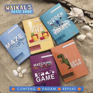 Haikal's Game Book