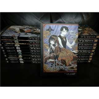 xxxHoLic 1-19 Comic [漫画] by Clamp [Tong Li][Complete] for $40!