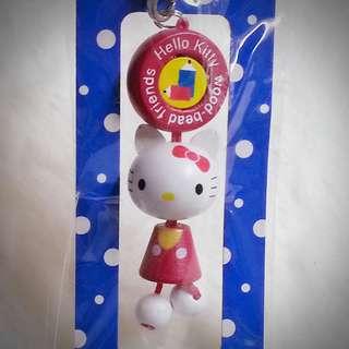 Hello Kitty BH-11726 4975899590658 Sanrio Product 日本空運 可愛 小木偶 公仔 吊飾 限定商品 日本限定 珍藏 紀念 小禮物 小吊飾 掛飾