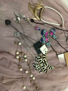 Necklace take all rm30