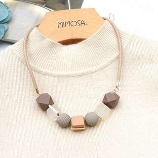Korean Style statement Necklace choker fashion
