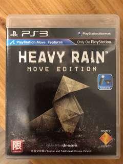 PS3: Heavy Rain Move Edition