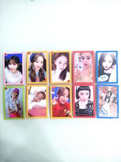 TWICE What Is Love PCs