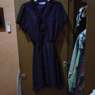Dress mint ukuran 6