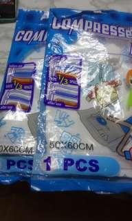 真空壓縮儲物袋 X2