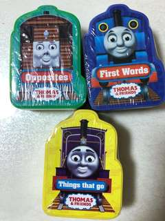 3pcs Thomas & Friends Foam Books