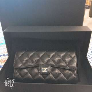 Chanel Long Wallet authentic