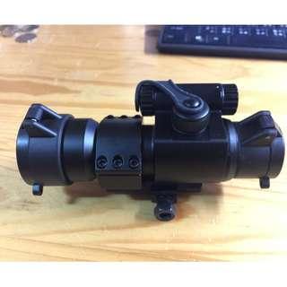 G&P Military Type 30mm Red / Green Dot Sight 紅/綠點鏡