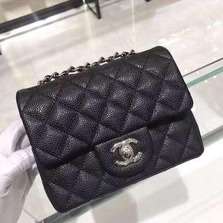 Chanel classic square mini
