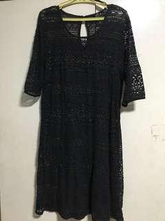 H&M Crochet Dress