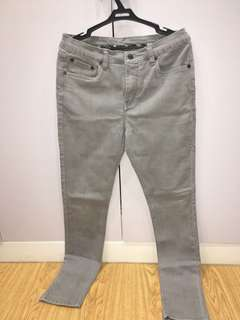 Herbench Grey Jeans