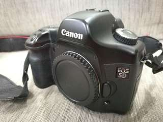 Canon 5D mark 1