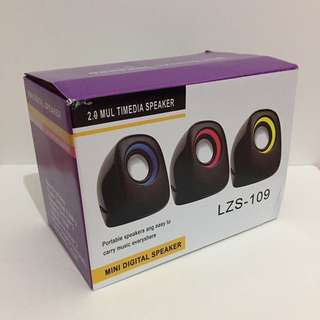 Mini Portable Speakers ( USB ) 喇叭