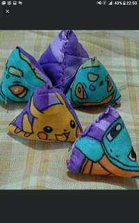 Pokemon  Purple base  Pikachu n other pokemon characters   As featured in Northeast zone Vibes magazine, Zaobao newspapers