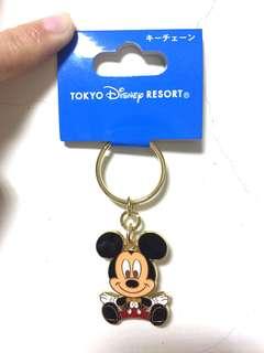 🚚 米奇鑰匙圈(購於日本迪士尼)