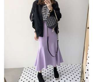 🚚 正韓棉質魚尾裙❤️❤️超級美的👍不買會後悔