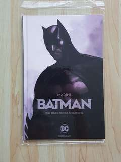 DC Comics Batman The Dark Prince of Charming Book 1 Hardcover Near Mint Condition First Print Sold Out