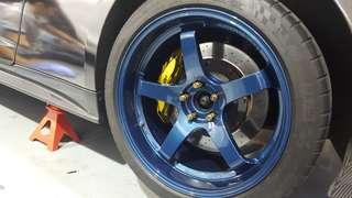 Rims spray magnesium blue
