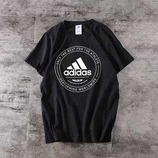 🚚 Adidas 2018年官網最新款短袖