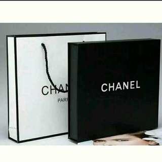 🚚 Chanel 💖香奈兒完美彩妝系列9件套💖附chanel禮袋(現貨