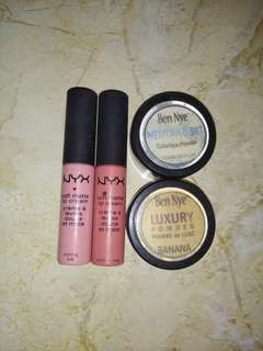 NYX SMLC (SOLD ) dan Bennye powder Original