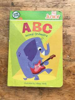 Leap Frog Tag Junior ABC Animal Orchestra