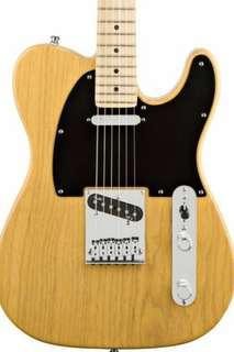 Fender American Deluxe Telecaster Ash Guitar