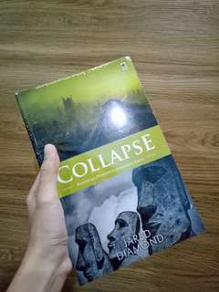 Collapse - Jared Diamond