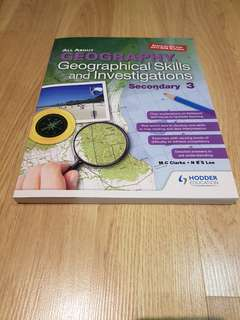 Geography - Geographical skills and investigation (sec 3)