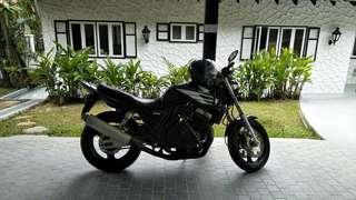 Honda CB400 (version S)