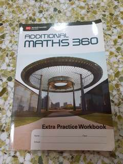 [NEW] Additional Maths 360