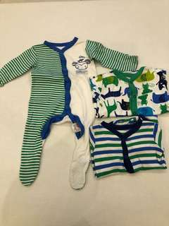 Mothercare pyjamas- 0-3 month