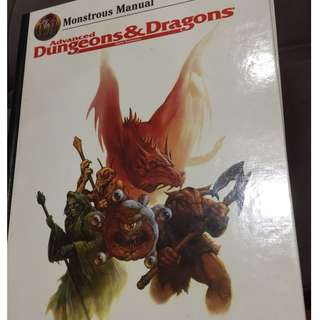 Advanced Dungeons & Dragons Monstrous Manual 2140