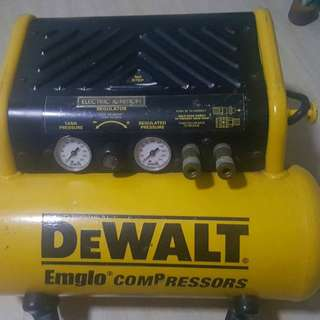 Dewalt D55155 Compressor