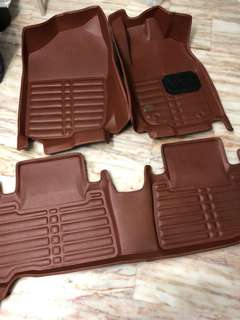 Toyota Harrier (2017) Car Mat