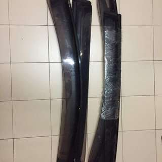 Door visor boon for myvi