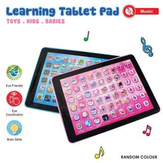 🌸U26 MINI TABLET PAD EDUCATIONAL LEARNING TOY FOR KIDS🌸