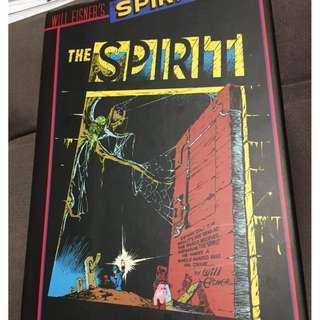 Will Eisner's Spirit Archives