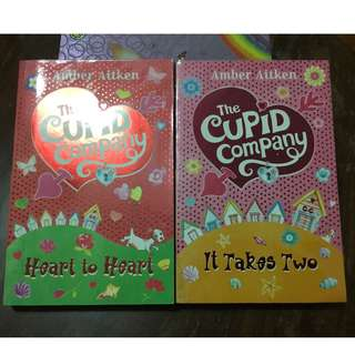 The Cupid Company ( Heart to Heart / It Takes Two )