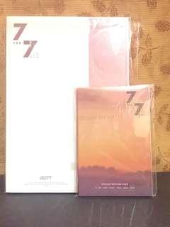 GOT7 7FOR7 Album